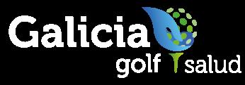 Galicia Golf Salud Logo