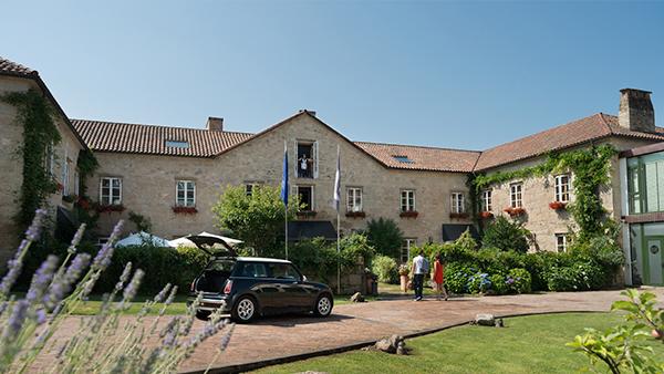 A Quinta da Auga Hotel Spa Relais&Châteaux