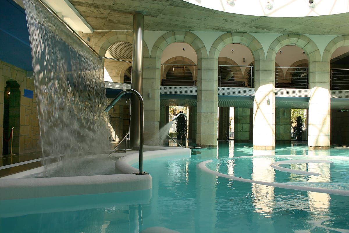 Hotel Balneario Mondariz Hotel ****